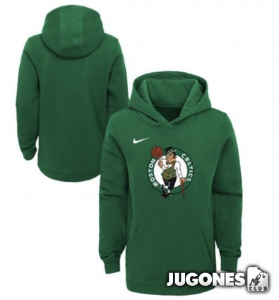 Sudadera Boston Celtics Jr