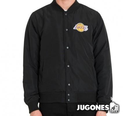 NBA Team Logo Jacket Los Angeles Lakers