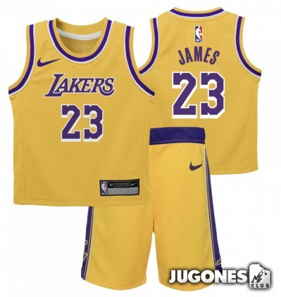 Minikit NBA Kids Lebron James