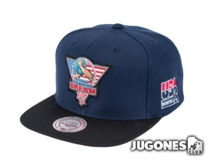 Usa Global Champs Snapback 1992