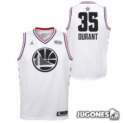 All Star Kevin Durant Jr T-Shirt