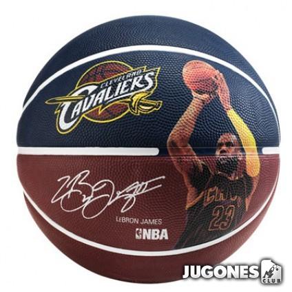 Balon Spalding NBA player Lebron James Talla 5