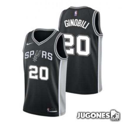 Big Kids Ginobili NBA Jersey