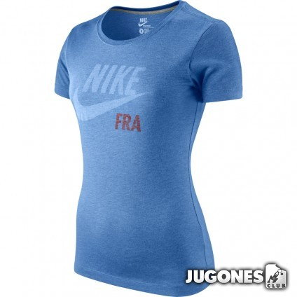 CAMISETA COUNTRY MUJER FRANCIA