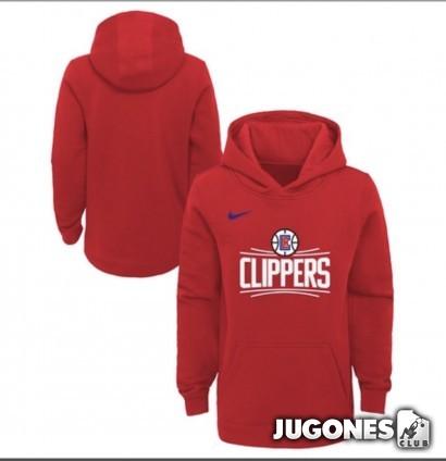 Angeles Clippers Jr Hoodie