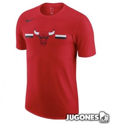 Camiseta Nike Chicago Bulls Jr