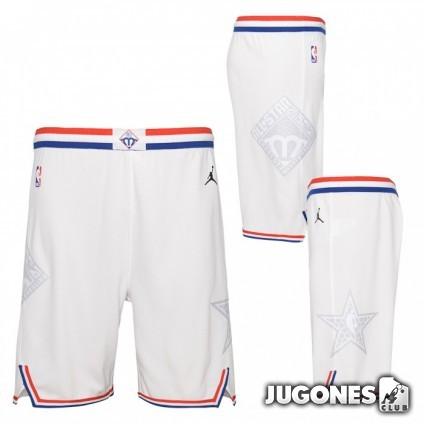 Pantalon NBA All Star Blanco Jr