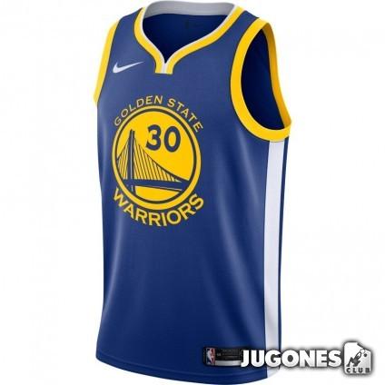 Camiseta NBA Swingman Curry Warriors