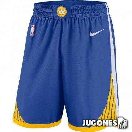Pantalon Nike Swingman Golden State Warriors