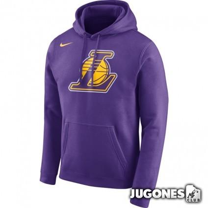a54fded28 Nike Los Angeles Lakers Hoodie