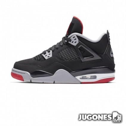Jordan 4 Retro Bred GS