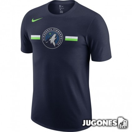Camiseta Nike Minnesota Timberwolves Jr