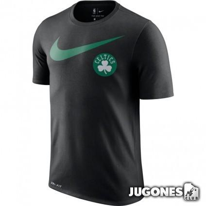 Camiseta Nike Logo Boston Celtics