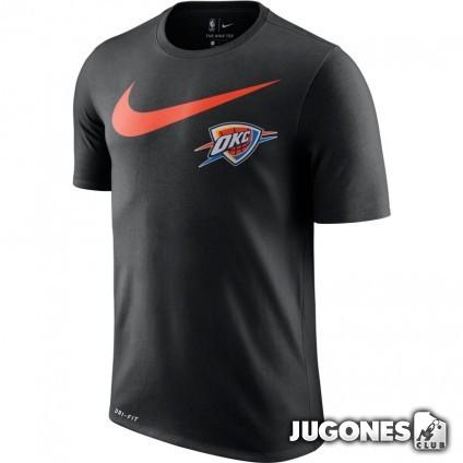 Nike Logo Oklahoma City Thunder