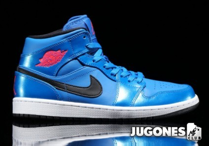 Air Jordan 1 Retro Mid BG Sport Blue