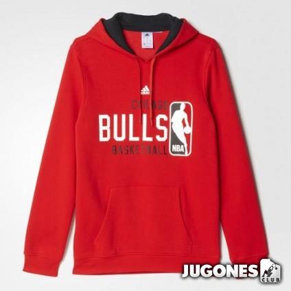 Bulls Graphic Hood