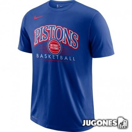 Camiseta Nike Detroit Pistons