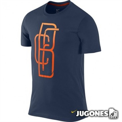 Short sleeve t-shirt Futbol Club Barcelona
