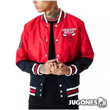 New Era NBA Chicago Bulls Bomber Jacket