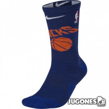 Calcetin Nike Elite Crew New York Knicks