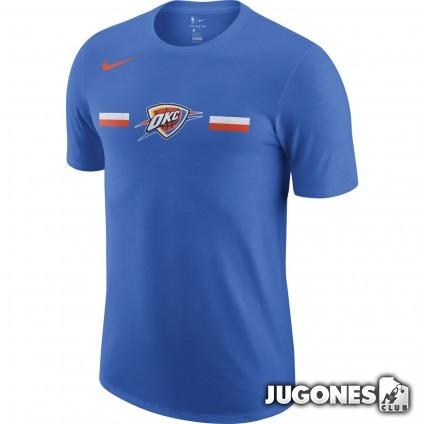 Nike Dry Logo Oklahoma T-Shirt
