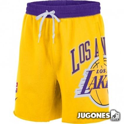 Pantalon Angeles Lakers Courtside