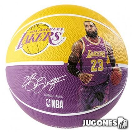 Balón Spalding Lebron James Talla 5