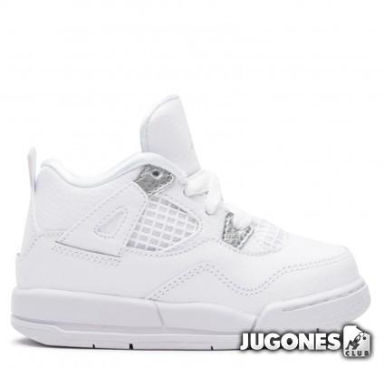 premium selection 4b2c0 9c324 Nike Air Jordan 4 Pure Money TD