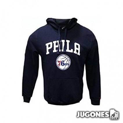 Sudadera Logo Philadelphia 76ers
