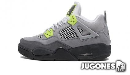 Air Jordan 4 Retro SE Neon