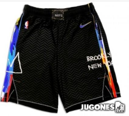 Brooklyn Nets City Edition  short