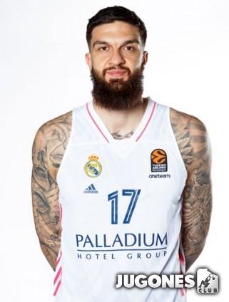 Real Madrid 2020/2021 Jr Vincent Poirier
