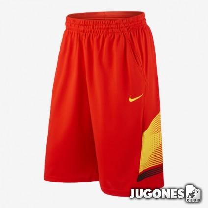Red Spain Short