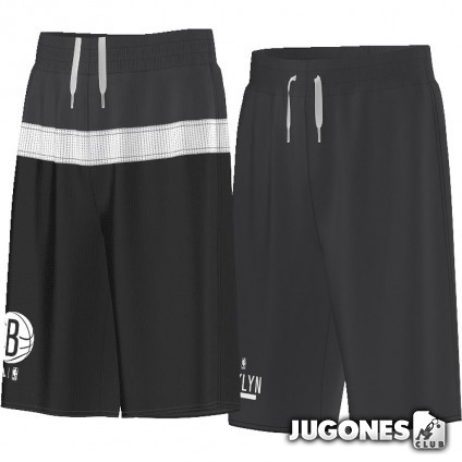 Reversible Brooklyn short