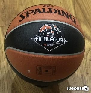 Balón TF1000 Legacy Final Four 2019