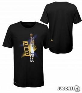 Golden State Warriors Mezzo Stephen Curry