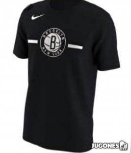 Camiseta Nike Brooklyn Nets Jr