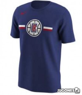 Camiseta Nike Los Angeles Clippers Jr