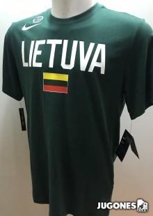 Camiseta Nike Lituania