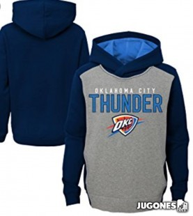 Sudadera Fadeaway Pullover Thunder Kids