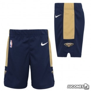 New Orleans Pelicans Jr Short
