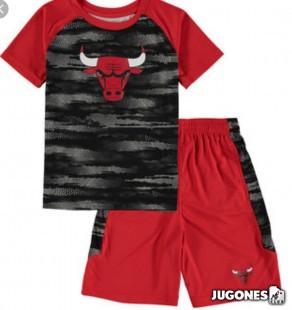 Conjunto Double Dribble Bulls