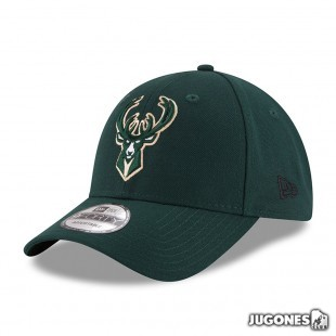 New Era Milwaukee Bucks Cap