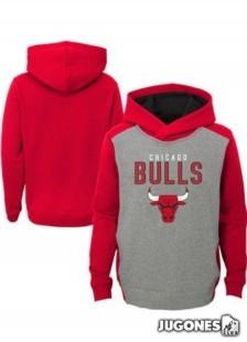Fadeaway Pullover Bulls