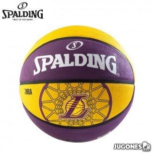 Spalding team balls Lakers Talla 7