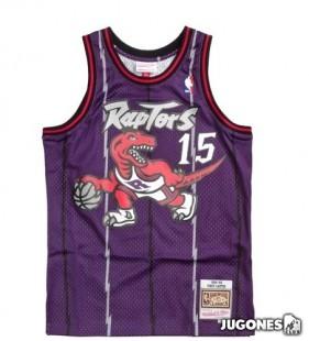 Camiseta Swingman Toronto Raptors Jersey ´98 - Vince Carter
