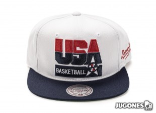 Usa Basketball Snapback 1992