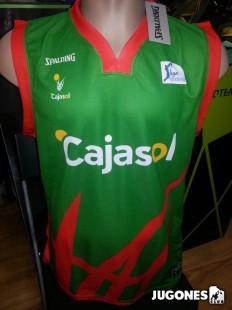 Camiseta Liga Endesa Cajasol