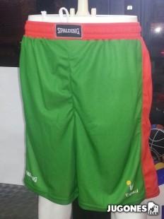 Pantalon Liga Endesa Cajasol