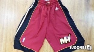 NBA Swingman Miami short